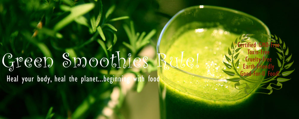 green-smoothies-rule