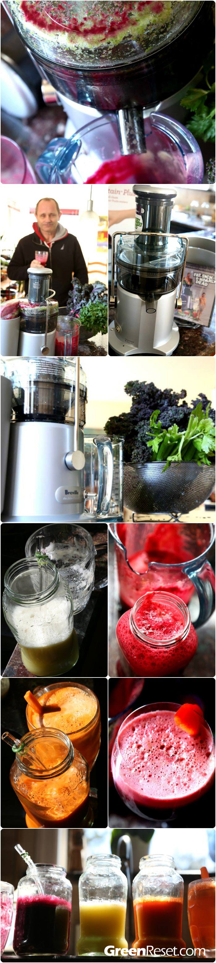 juicing reboot