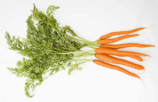 Carrot Tops Green Smoothie Recipe