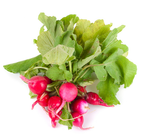 Radish Top Green Smoothie Recipe