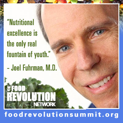 Joel Fuhrman on Food Revolution Summit