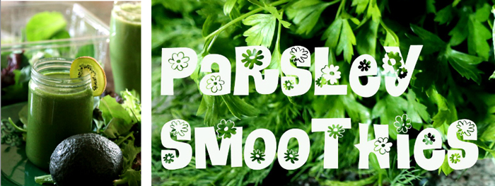 parsley-green-smoothie