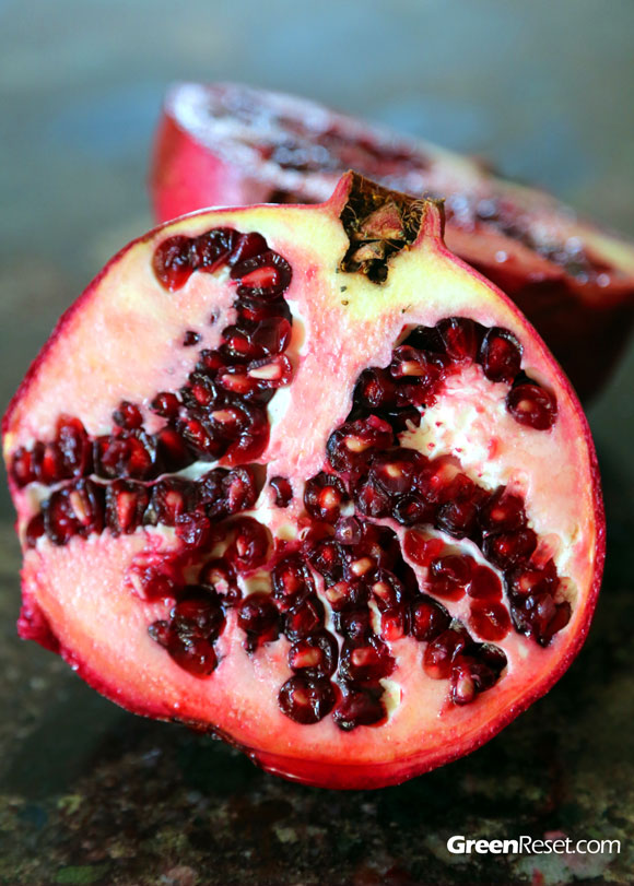 pomegranate-smoothie