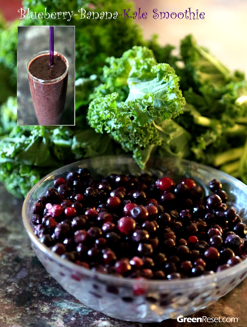 blueberry-banana-kale-smoothie
