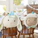 gingham-lamb-and-bunny-chair-backers