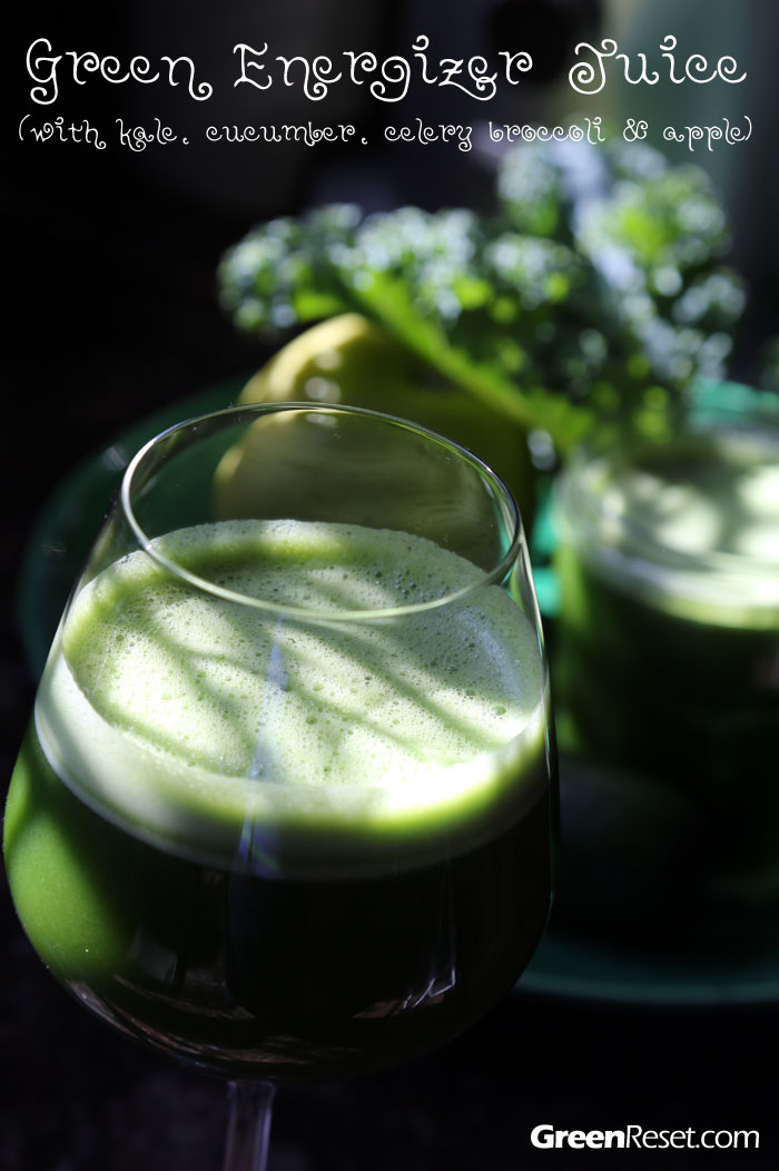 green-juice recipe