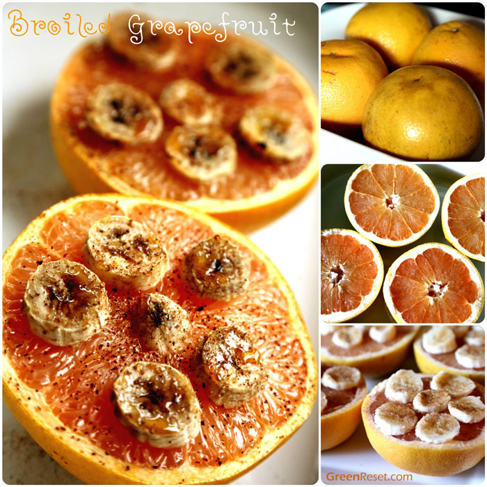 Broiled Grapefruit: Easy Dessert Recipe