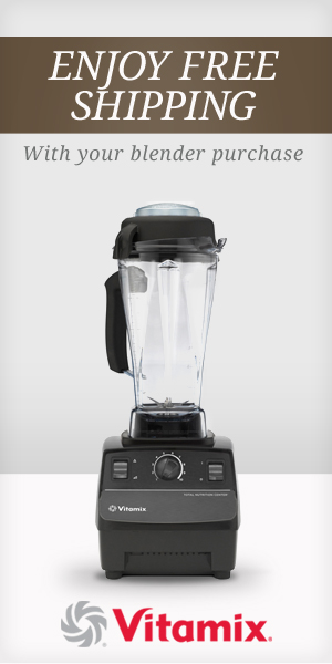 Vitamix for Perfect Smoothie