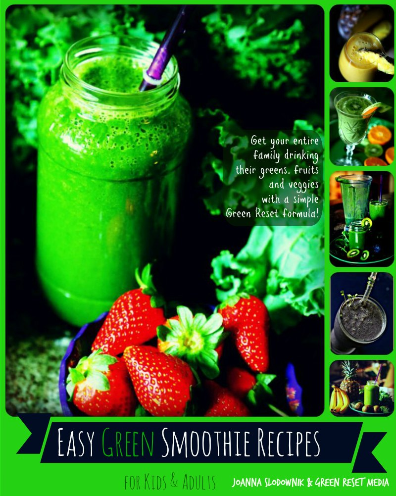 Smoothie Recipe Book for Kids