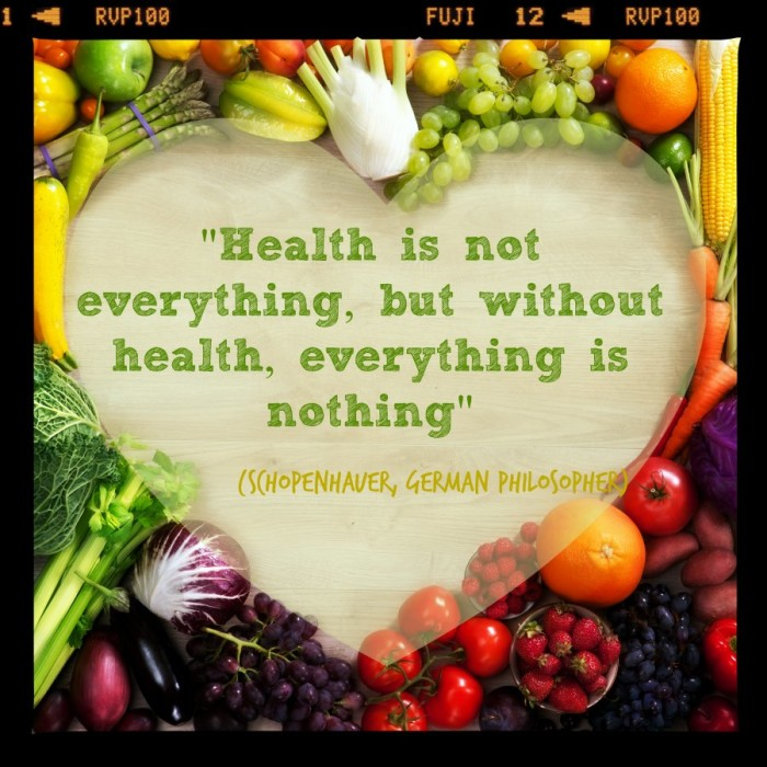 Health-is-not-everything